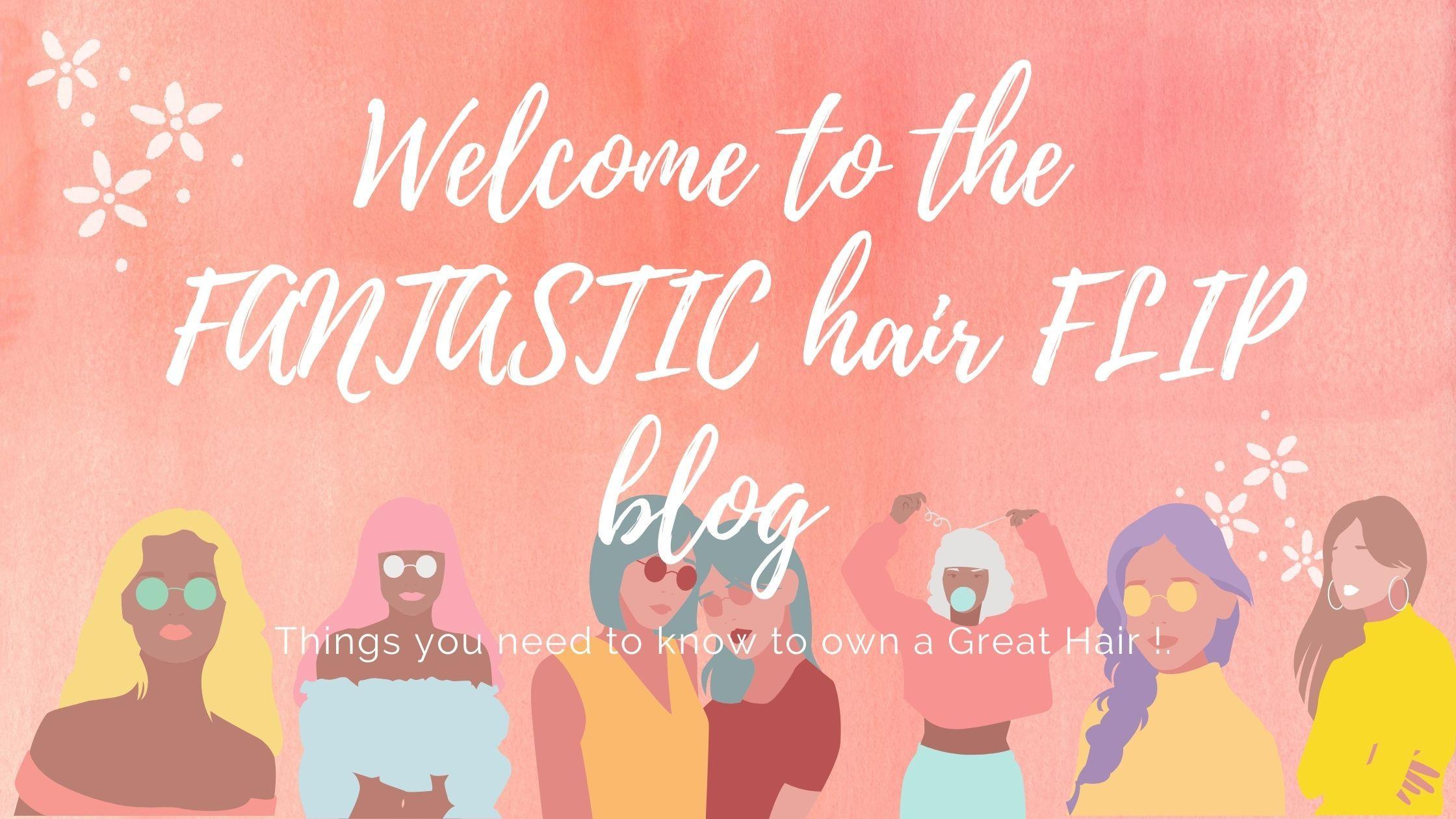 healty beautiful hair
